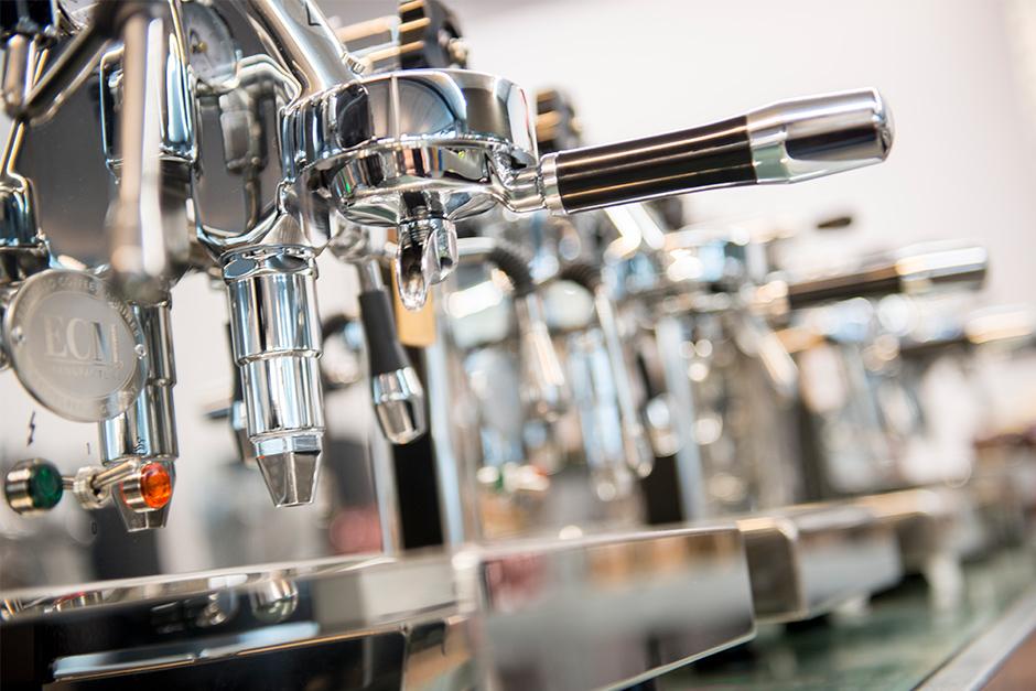Cucinaria - die Experten für Siebträger-Maschinen