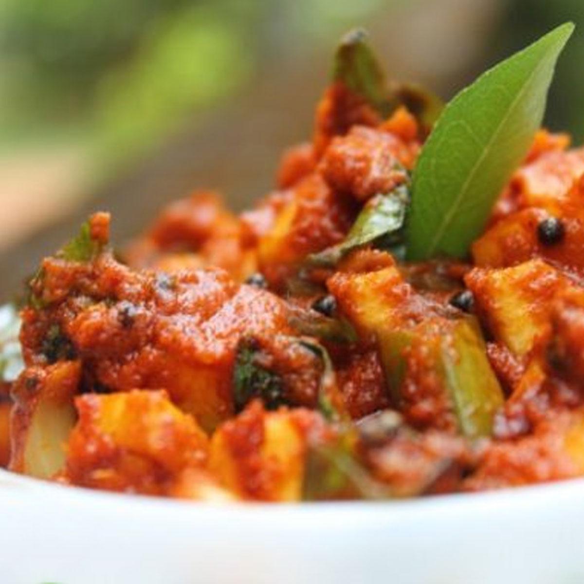 Indisch vegetarische Küche