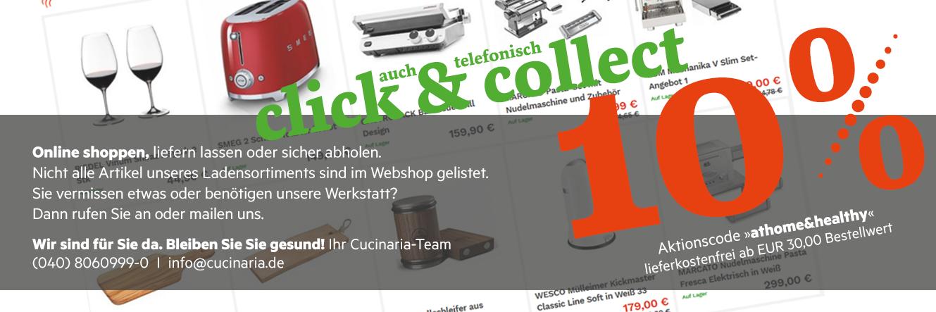 click&collect cucinaria